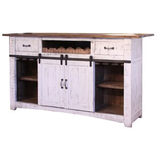 Cie Wooden Bar Cabinet