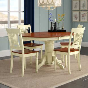 Norris 5 Piece Dining Set Beachcrest Home