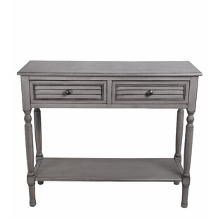 Review Dunia Console Table By Highland Dunes