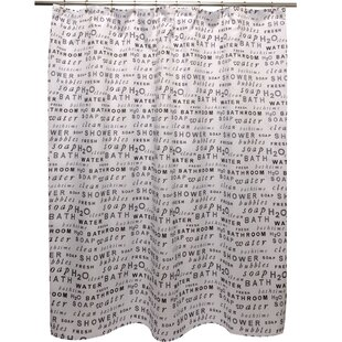 Top Reviews H20 Shower Curtain ByFamous Home Fashions