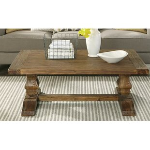 Woosley Coffee Table Gracie Oaks