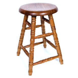 24 Swivel Bar Stool by AW Furniture