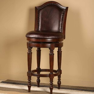 Milliner 26 Swivel Counter Stool Astoria Grand