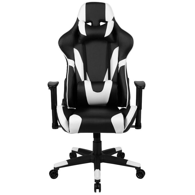 Inbox Zero Pc Racing Game Chair Reviews Wayfair