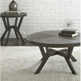Gracie Oaks Lincklaen 2 Piece Coffee Table Set