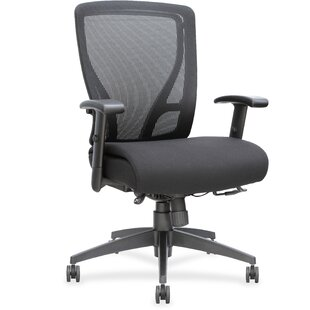 Lorell Mid-Back Mesh Desk Chair