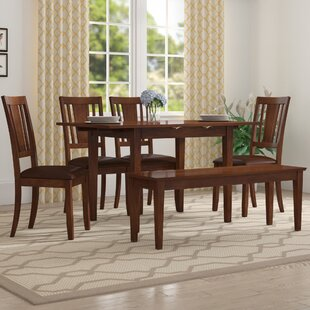 Balfor 6 Piece Extendable Dining Set Andover Mills