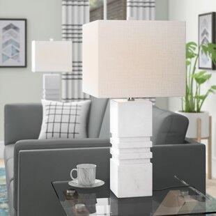 Reena Marble 27 Table Lamp