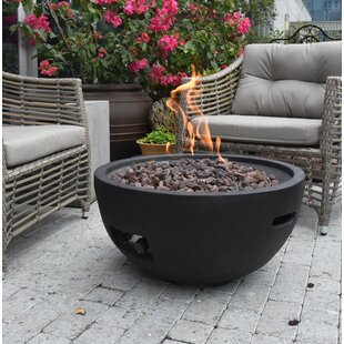 Rylan Bowl Concrete Propane Fire Pit By Sol 72 Outdoor