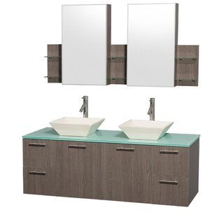 Tous les meubles-lavabos: Couleur de la base - Gris   Wayfair.ca