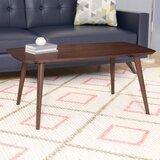 Elizabeth Solid Wood Coffee Table by Langley Street™