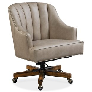Haider Ergonomic Genuine Leather Executive Chair