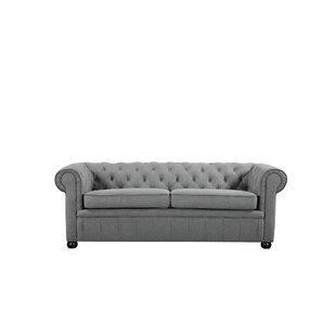 Reviews Mikkelson Chesterfield Sofa by Alcott Hill Reviews (2019) & Buyer's Guide