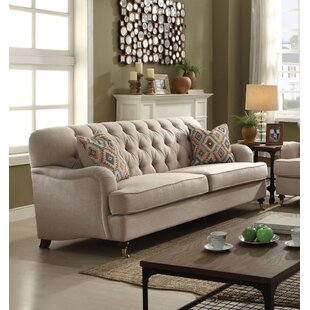 Comparison Diep Sofa with Pillow by Darby Home Co Reviews (2019) & Buyer's Guide