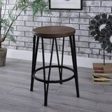 Clinard Bar & Counter Stool by 17 Stories