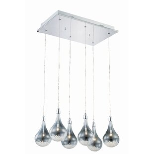 Alcinous 6-Light Pendant b..