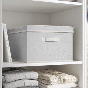 Storage u0026 Organization Jumbo Storage Box & Pretty Storage Boxes | Wayfair