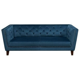 Best Reviews Grand Tufted Back Standard Sofa by Diamond Sofa Reviews (2019) & Buyer's Guide