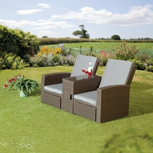Red Barrel Studio Crader Patio Chair with..