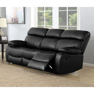 Compare prices Birdsboro Living Room Reclining Sofa by Red Barrel Studio Reviews (2019) & Buyer's Guide