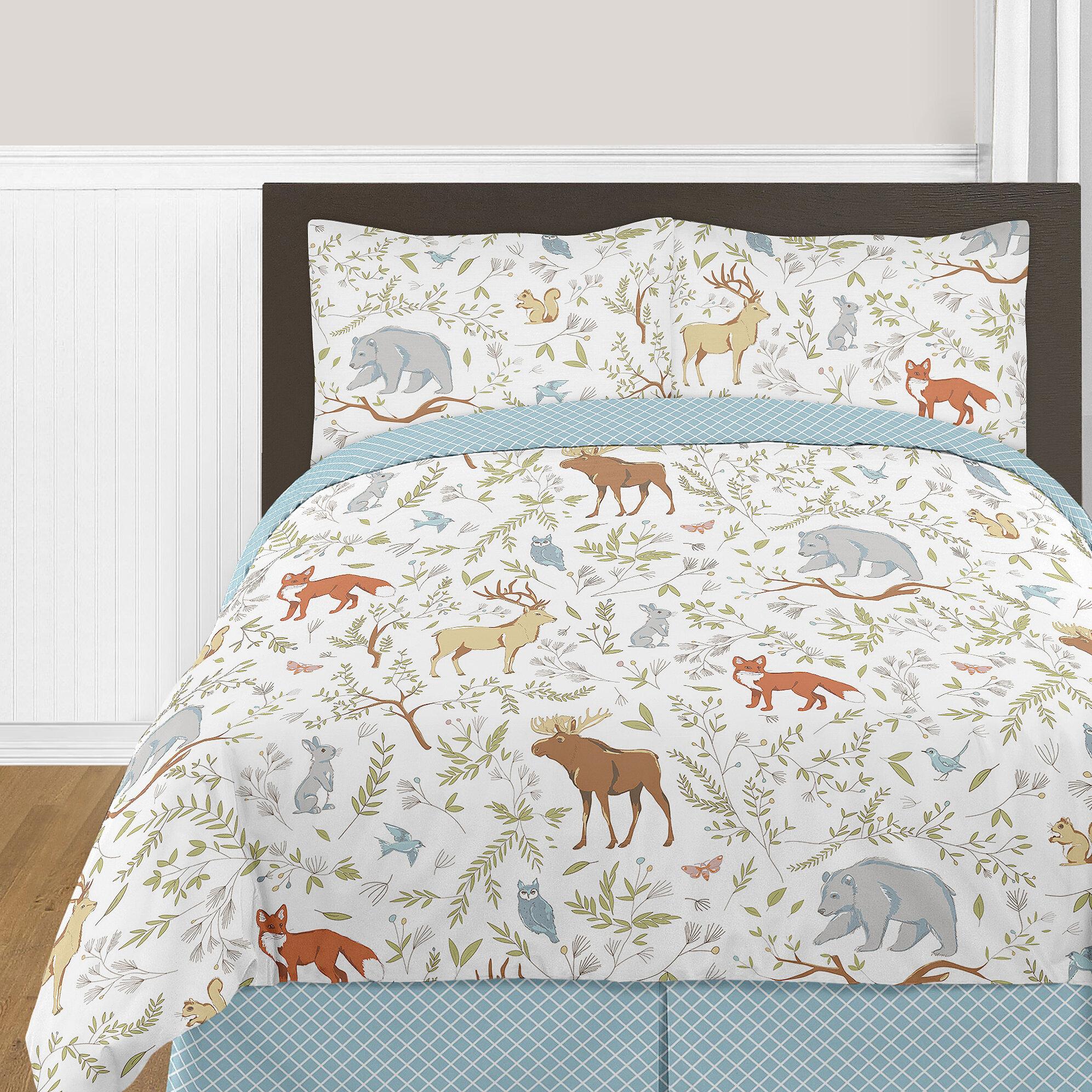 Sweet Jojo Designs Woodland Toile Comforter Set Reviews