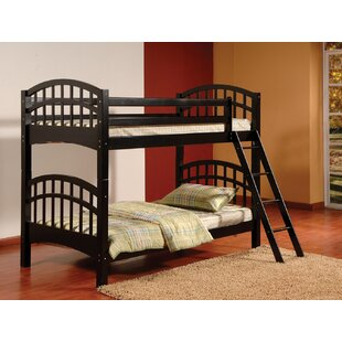 Joellen Twin Over Twin Bunk Bed