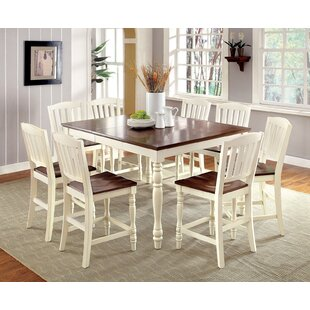 Putnam Counter Height Dining Table by August Grove