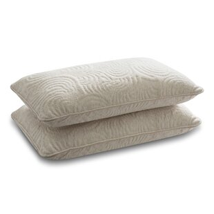 Alvarado Dual Side I-Gel Memory Foam Standard Pillow (Set of 2)