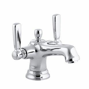 Kohler Bancroft® Single hole Bathroom Faucet with Drain Assembly