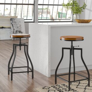 Enjoyable Black Metal Bar Stools Youll Love Wayfair Onthecornerstone Fun Painted Chair Ideas Images Onthecornerstoneorg