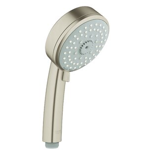 Grohe Tempesta Rain Handheld Shower Head with SpeedClean Nozzles