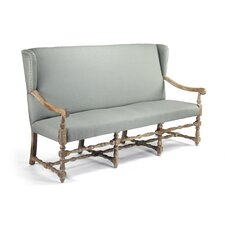 Franck Upholstered Entryway Bench by Zentique Inc.