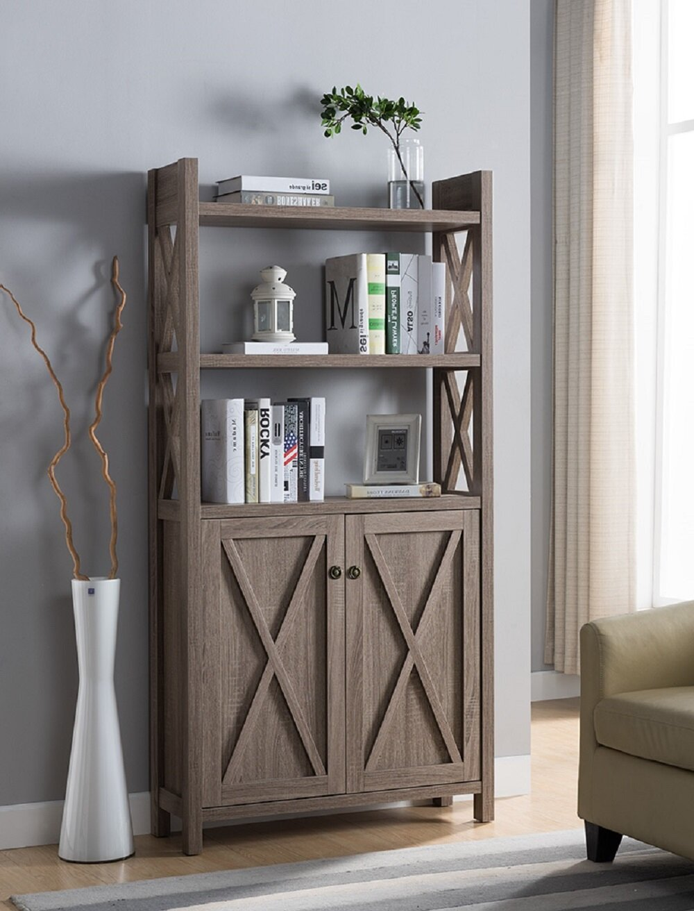 Excellent Schooley Modern Contemporary Design Display Standard Bookcase Download Free Architecture Designs Grimeyleaguecom