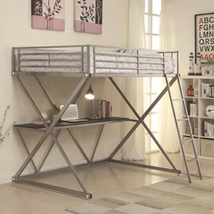 Best Reviews Continuum Workstation Loft Bed by Harriet Bee Reviews (2019) & Buyer's Guide