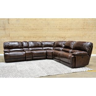 Shop Zane Reclining Sectional by E-Motion Furniture