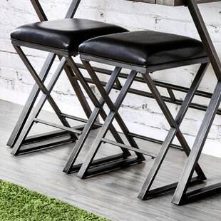 Janessa 24 Bar Stool (Set of 2)