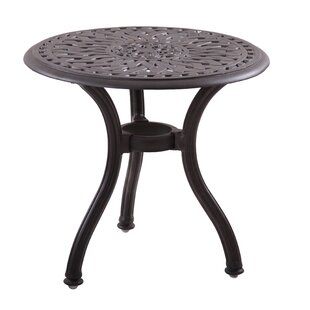 Top Reviews Fairmont Traditional Side Table By Astoria Grand