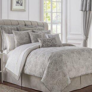 Sophia 4 Piece Reversible Comforter Set