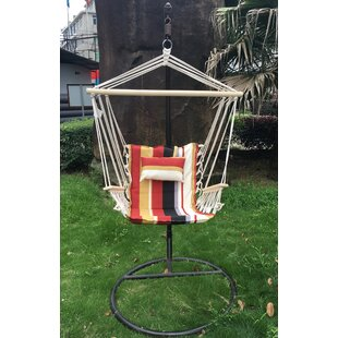 Attraction Design Home Cotton and Polyester Chair Hammock