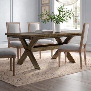 3 Sided Dining Table Wayfair