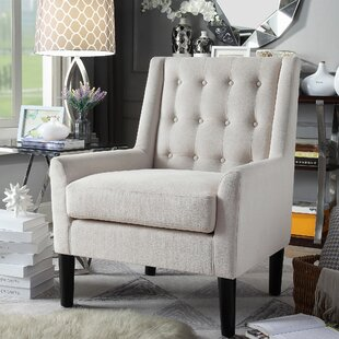 Lesser Wingback Chair by Latitude Run