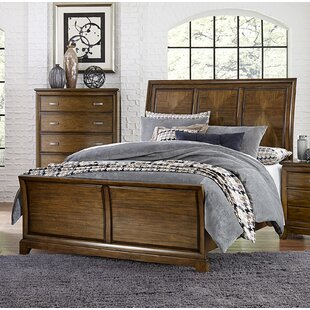 Shirebrook Queen Panel Bed