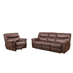 Efimov 2 Piece Living Room Set..