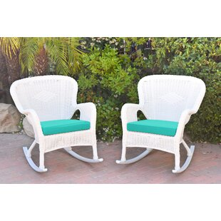 Damarion Rocking Chair (Set of 2) Mistana