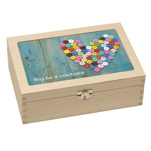 Boite À Couture Organiser Box By Happy Larry