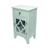 Napolitano Accent Cabinet by Bungalow Rose