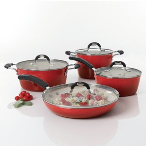 Gage 8 Piece Cookware Set