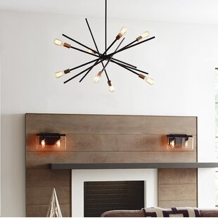Wrought Studio Cedillo 8-Light Chandelier