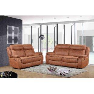 Rolfe 3 Piece Living Room Set by Loon Peak