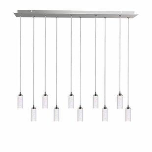 Wrought Studio Ardrie 10-Light LED Kitche..